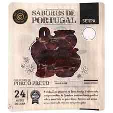 90gr SLICED BLACK PORK HAM / JAMÓN / PROSCIUTTO / 24 months Cure Serpa(Portugal)