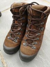 BRITISH ARMY ITURRI DESERT BOOTS - BROWN  BOOTS - GOOD GRADE 1 - SIZE UK 8 L