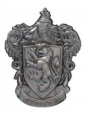 Harry Potter Gryffindor School Crest Pewter Lapel Pin