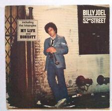 BILLY JOEL 52nd Street Disque Double LP 33 T CBS 83181 Holland 1978