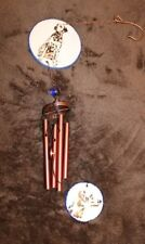 Dalmatian Design  LARGE Wind Chime - NEW - MUST L@@K! - LAST ONE!