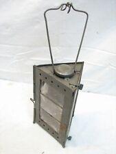 Summa Tin Folding Candle Holder Lantern Mica Window Camping Bondon Vallo