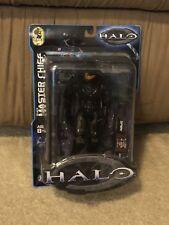 Halo Joyride Series 5 Black Master Chief Figure NEW IN BOX Bungie Microsoft Rare