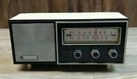 Vintage Panasonic AM-FM Solid State Radio Model RE-6137E