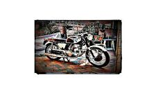 1968 cb77 Bike Motorcycle A4 Photo Poster