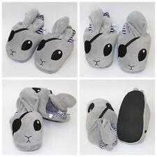 Kuroshitsuji Black Butler Bitter Rabbit Indoor Cotton Slipper Plush House Shoes
