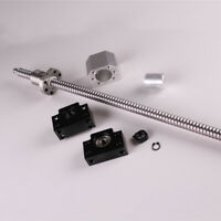Ball Screw Ballscrew RM1605-1500mm + BK/BF12 + 6.35*10mm Couplers + Nut Housing