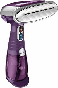 Conair Turbo Extreme Steam Hand Held Fabric Steamer, Purple