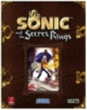 Sonic and the Secret Rings (Prima Official Game Guide)