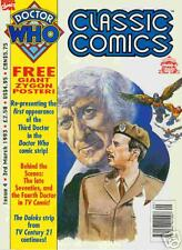 Doctor Who Classic Comics Magazine # 4 (UK)