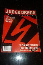 JUDGE DREDD THE MEGAZINE Comic - Series 2 - No 18 - Date 12/1992 - UK Comic