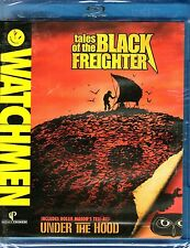 WATCHMEN-Tales Of The Black Freighter-BLU RAY DVD-New-Still Sealed