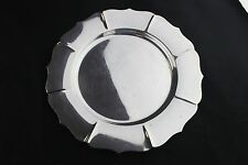 """VINTAGE  BAILEY, BANKS & BIDDLE STERLING SILVER DUBLIN PATTERN TRAY DISH 10"""" INC"""