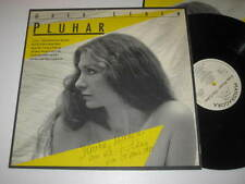 LP/ERIKA PLUHAR/ÜBER LEBEN/Mandragora 160177 + Booklet + SIGNIERT + AUTOGRAMM