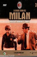 DVD=LA GRANDE STORIA DEL MILAN=1963-1969=VOLUME 3=ROCCO,RIVERA E PRATI