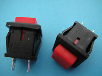 250v Heavy Duty Switch 12V 60A 60Amp 110V ON 1x Momentary Push-Button OFF-