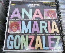 ANA MARIA GONZALEZ LOS EXITOS MEXICAN 1970 LP BOLERO
