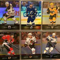 2019-20 Upper Deck Tim Hortons Hockey BASE CARDS U-Pick