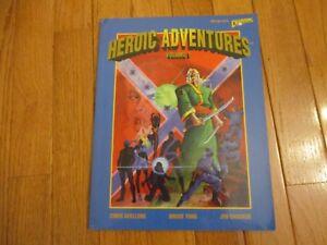 Hero System Heroic Adventures Vol.1