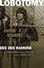 Ramone Dee Dee/ Kofman Vero...-Lobotomy  BOOK NEW