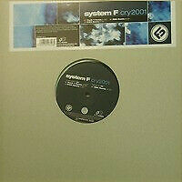 """System F - Cry 2001 / VG / 12"""""""