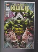 The Incredible Hulk #714 1:25 2018 Geoff Shaw Retailer Incentive Variant Cover