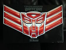 GENUINE & BEAUTIFUL BOTCON EXCLUSIVE TRANSFORMERS 2009 BOX SET
