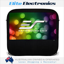 "ELITE SCREENS POP92H 92"" POP-UP CINEMA 16:9 OUTDOOR CAMPING PROJECTOR SCREEN"