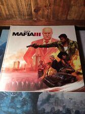 Art de la mafia 3 full size artbook collectors edition neuf xbox one/PS4