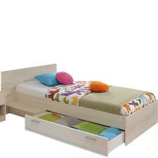 Bett + Bettkasten Jugendbett Kinderbett Funktionsbett Kinderzimmer Einzelliege