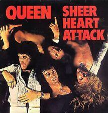 QUEEN Sheer Heart Attack 1974 UK VINYL LP RECORD  EXCELLENT CONDITION