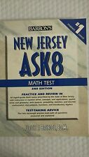 New Jersey ASK8 Math Test (Barron's NJ Ask8   2009