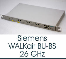 ALVARION SIEMENS WALKair BS-BU DIGITAL 26Ghz E1/P-ISDN Rx Tx 26Ghz p/n 100123 OK