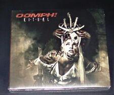Oomph! Ritual Limitada Digipak CD Con 3 Bonus Título Rápido Envío Nuevo Emb.orig