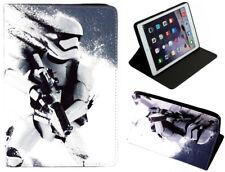 For iPad Pro 9.7 2017 - iPad Air 1-2 - iPad 9.7 Star Wars Stormtroper Case Cover