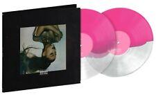 Ariana Grande - Thank U Next Exclusive RARE Clear Pink Split Color Vinyl LP