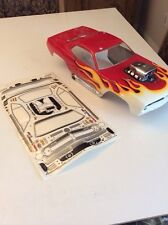 HPI Blown Hemi Cuda Custom Painted Body 1/10 1/8 Savage Tmaxx