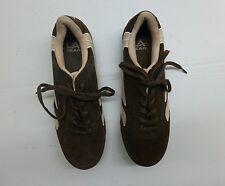 LA Gear Shoes Womens Size 7.5 Brown & Pink Athletic Shoes Excellent Condition