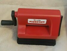 Sizzix SIDEKICK Die-Cutting & Embossing Machine Portable RED