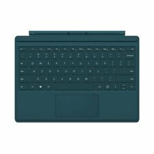 Genuine Microsoft Surface Pro 4 Type Cover Keyboard (QC7-00006) -Teal - VG