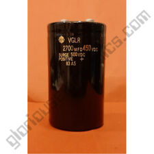 Hitachi Electrolytic Capacitor 2700MFD/450VDC VGLR Series