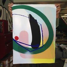 SMASH 137 sérigraphie sign-num/100 de 2015 -cope2/banksy/seen/taki/invader/crash