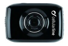 Interphone Cellularline Motion action Camera black