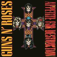 Guns N' Roses - Appetite For Destruction     - 2xCD NEU