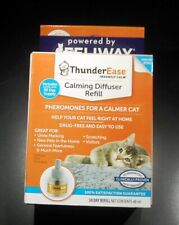 Thunder Ease Calming Diffuser 30 Day Refill (48ml) for Cats