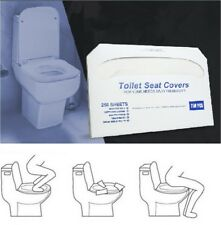 1000 x Toilet seat covers paper Disposable Portable Travel Toilet Seat Cover Mat