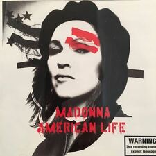 Madonna - American Life CD Album Enhanced Australia 2003