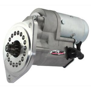 Tuff-Stuff Starter Motor 13124; Zinc 3.0hp Mini Denso GR for Ford 289/302/351W