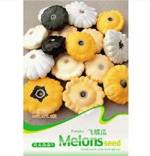 FD1229 Sweet Pumpkin Cucurbita Seed Vegetable Seeds ~1 Pack 8 Seeds~ Free Ship