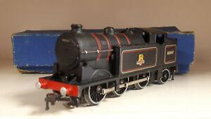 Hornby Dublo 3 Rail 0-6-2 tank Good runner with box